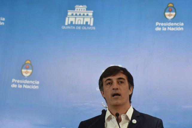 El ministro de Educación aseguró que Macri quiere defender la escuela estatal