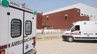 Tras someterse al aborto clandestino, la mujer debió ser atendida de emergencia en el hospital salteño Papa Francisco.