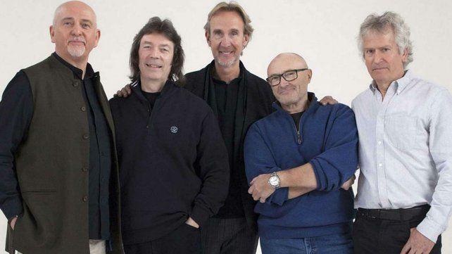 La famosa banda inglesa con su formación más clásica