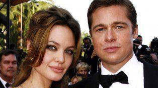 El encuentro amistoso entre Brad Pitt y Angelina Jolie a seis meses del escandaloso divorcio