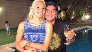 Maradona lo aprobó y quedó confirmada la participación de Rocío Oliva en el Bailando 2017