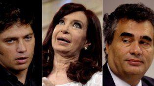 en el banquillo. Kicillof, Cristina y Vanoli deberán comparecer en un proceso oral con fecha todavía a determinar.