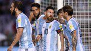Argentina no convenció pero superó a Chile y dio un paso importante de cara al Mundial