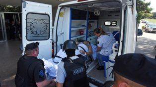 herido. Facundo Muñoz fue herido en el atentado y no estará recuperado.