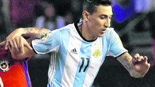 La apuesta del Patón Bauza por Messi, Agüero, Di María e Higuaín no dio sus frutos