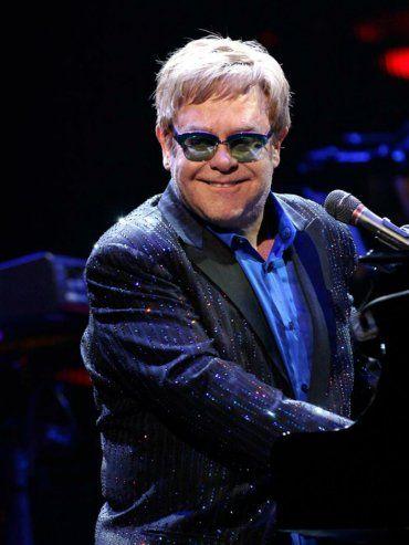 Elton llegará a Argentina a principio de abril.