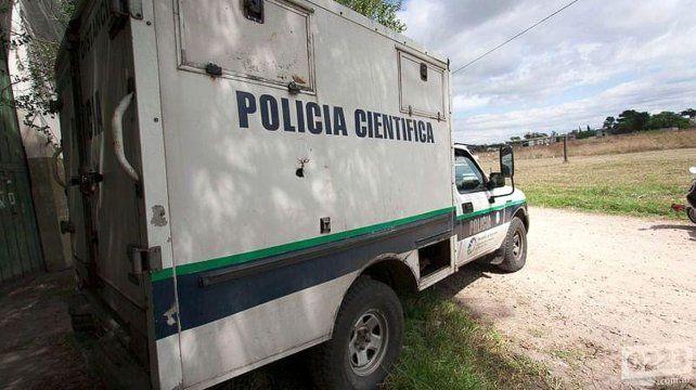 El cadáver de la criatura fue encontrado el pasado martes a la vera de un arroyo ubicado entre Miramar y Mar del Sur.