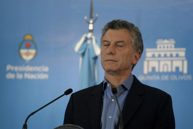 Macri viajó ayer a Holanda. En el gobierno consideraron que el de ayer fue un día de reflexión.