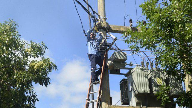 La EPE realizará trabajos en la red de baja tensión entre hoy y mañana.