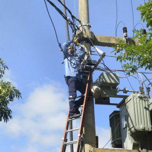 el sindicato de luz y fuerza acordo un aumento del 25 por ciento a cobrar en dos tramos