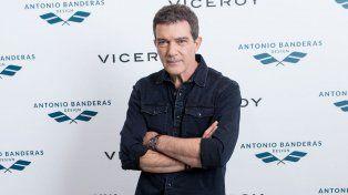 El prolífico actor español Antonio Banderas.