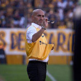Paolo Montero destacó la importancia de sumar de a tres en condición de local.