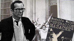 Compromiso. Walsh puso su prosa al servicio de la lucha política.