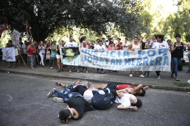 Caso Jonatan Herrera: nuevo pedido de justicia