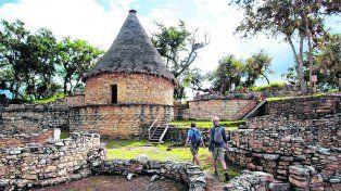 La segunda Machu Picchu. La fortaleza de Kuélap fue construida aproximadamente en el siglo XI por los Chachapoyas