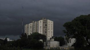 Alerta meteorológico para la provincia por caída de granizo y actividad eléctrica