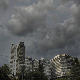 Se renovó el alerta meteorológico para la provincia por granizo y actividad eléctrica