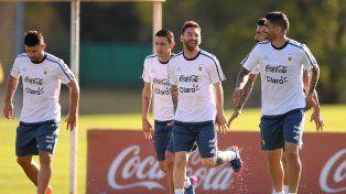 La selección se prepara para enfrentar a Bolivia en la altura de La Paz.