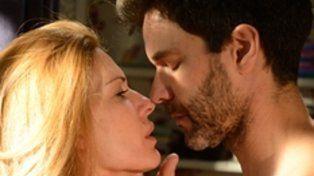 Primera noche de sexo entre Isabel Macedo y Mariano Martínez en Amar después de amar