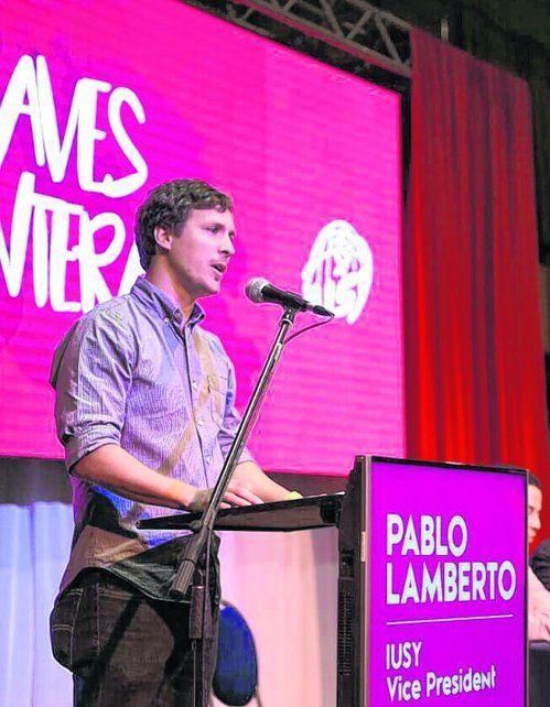 renovación. Pablo Lamberto
