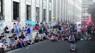 tarde de música. Cerca de 300 personas circularon por el festival para recordar a Jonatan Herrera.