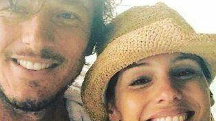 Pampita hizo bailar a Pico Mónaco al ritmo de Marama en un yate en Key Biscayne
