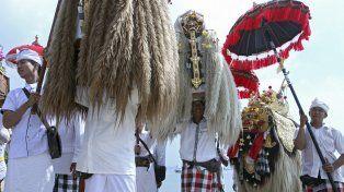 La isla de Bali conmemora el Día del Silencio