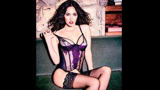 Megan Fox muestra lencería al estilo dominatrix, una antítesis de la mujer sumisa