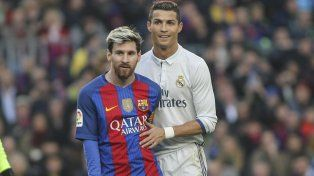 Messi y Cristiano son una fija entre los futbolista que mejores sueldos tienen.