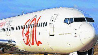 vía libre. La Administración Nacional de Aviación Civil elevó la autorización para la empresa brasileña.