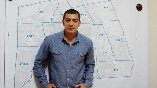 El periodista deportivo y concejal de Quilmes reemplazará a un hombre de la gestión de Scioli.