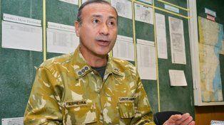 inédito. El general Santiago Ferreyra ordenó una sanción sin antecedentes.