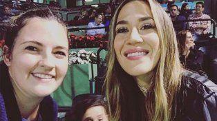 Una usuaria de Instagram subió la imagen a la red y delató a la actriz.