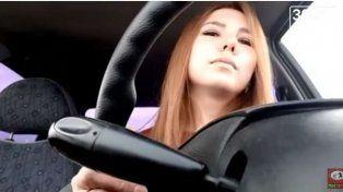 Una joven murió mientras transmitía en directo por Facebook cuando conducía