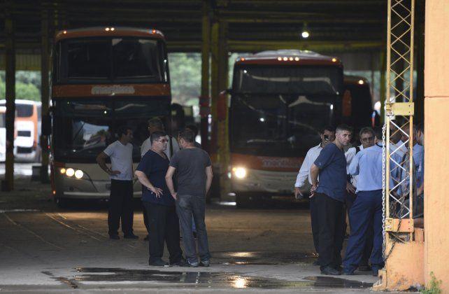 Si los empleados de Monticas no trabajan, el transporte interurbano cortará servicios
