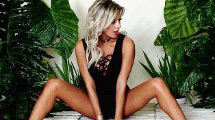 Noelia Marzol publicó una foto en la que se la ve deformada y prohibió hacer zoom