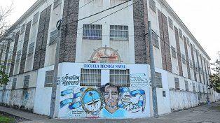 la institución. El edificio alquilado de Buenos Aires al 2700, donde se dictan las clases curriculares.