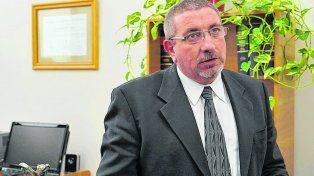 juez penal. Juan Carlos Vienna, al instruir la causa 913/12 fue recusado por las defensas de dos de los imputados.