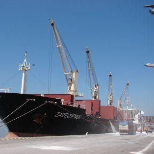 El Puerto de Rosario fue elegido por General Motors por su estratégica ubicación.