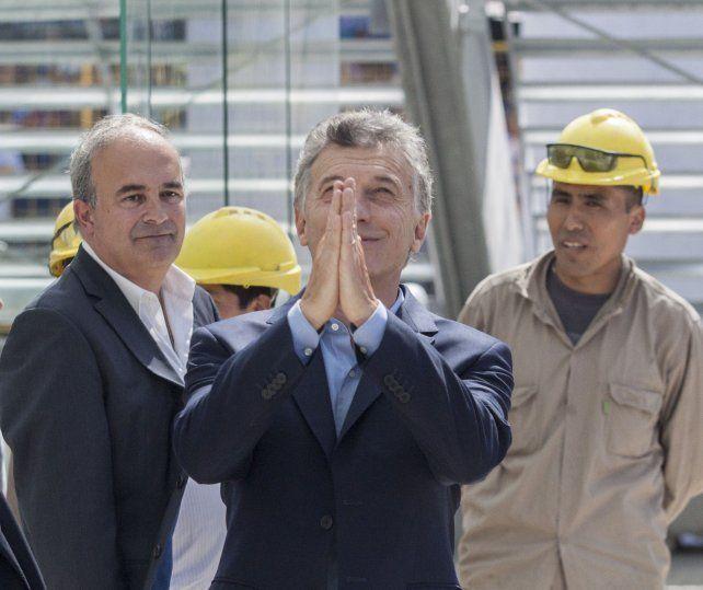 Macri: Estamos pensando en el largo plazo, no en el atajo, la mentira o el parche