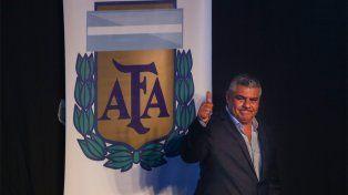 Chiqui Tapia fue elegido como nuevo presidente de la AFA.