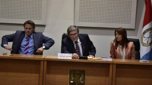 Del Frade sostuvo que tras el fallo de hoy la gente interpretó que hay miedo en el poder judicial.