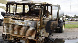 El camionero estaba desquiciado, fuera de sí, dijo uno de los testigos de la tragedia