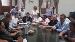 Los municipales aceptaron la propuesta salarial ofrecida por los intendentes