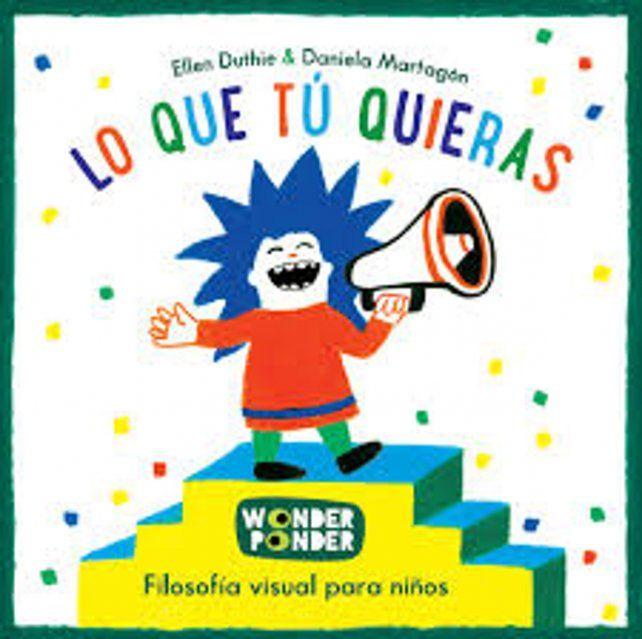 Libros infantiles para disfrutar la filosofía y la matemática