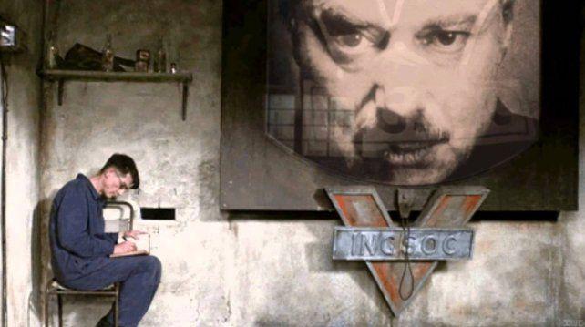 Big Brother. John Hurt en la segunda versión de 1984