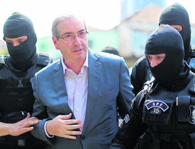 A prisión. La defensa del ex presidente de Diputados apelará el fallo.