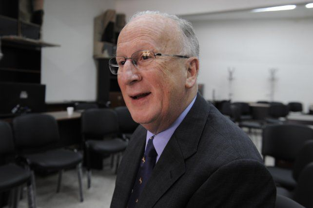 fiscal general. Julio de Olazábal.