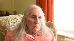Patricia Davies ha iniciado el proceso de cambio de sexo.