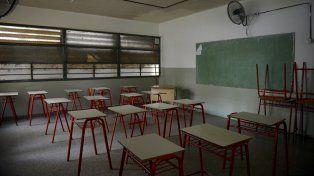 Nuevo frente de conflicto. Los docentes le dijeron no a la propuesta del gobierno santafesino.